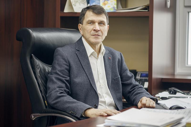 Генеральный директор компании РЕЛЭКС Игорь Бойченко